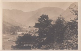 POSTCARD SEATHWAITE AND THE BARROWDALE YEWS - England