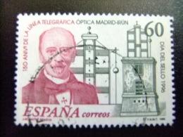 ESPAÑA 1996 SPAIN EDIFIL Nº 3410 º USADO Yvert Nº 2995 FU - 1931-Hoy: 2ª República - ... Juan Carlos I