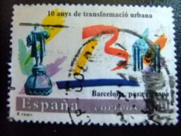 ESPAÑA 1996 SPAIN EDIFIL Nº 3411 º USADO Yvert Nº 2996 FU - 1931-Hoy: 2ª República - ... Juan Carlos I