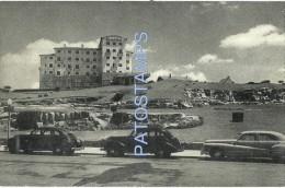 10287 ARGENTINA MAR DEL PLATA PARQUE SAN MARTIN Y HOTEL TOURBILLON ED TERLEY Nº 540  POSTAL POSTCARD - Argentine