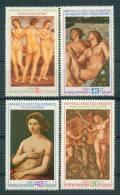 3366 Bulgaria 1984 Art > Painting > Nudes  Raphael Art  500th Birth Anniv ** MNH - Naakt