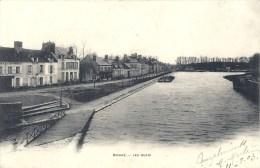 CENTRE - 45 - LOIRET -  BRIARE - Les Quais - Briare