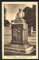 CPA Senones, Monument Constant Verlot - Senones