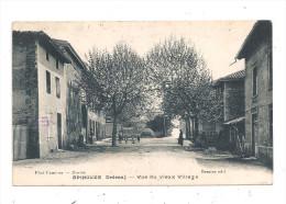 Epinouze-Vue Du Vieux Village--(A.6479) - France