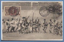 AFRIQUE --  SOUDAN - Haut Niger - Tam Tam Des Chasseurs Avant.... - Soudan