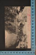 1903  VERBANIA ISELLE Bellissima Veduta Del Cantiere. Viaggiata - Verbania