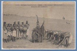 """AFRIQUE --  SOUDAN - Danseurs """" Miniankas - Soudan"""