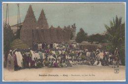 AFRIQUE --  SOUDAN -- Kong - Sudan