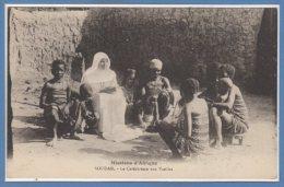 AFRIQUE --  SOUDAN -- Le Catéchisme Aux Vieilles - Soudan
