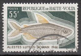 Upper Volta   Scott No   199    Used    Year  1969 - Upper Volta (1958-1984)