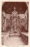 Ymonville. Intérieur De L'Eglise.La Grille. - France