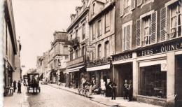Cpsm 14 Bayeux , Rue Saint-malo - Bayeux
