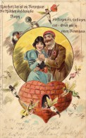 CPA    ALLEMAGNE--MEIN HERZ DAS IST EIN BIENENHAUS.......---ATTENTION CPA DE 1898 - Illustrateurs & Photographes