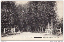 76 NEUVILLE PONT DE NEUVILLE TRES ANIMEES CPA BON ETAT - France