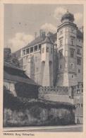 Feldpost WW2: Postcard Krakau (Burg Hühnerfuss) Posted From Kdr. 1. Urlaubsüberwachung 4 In Lemberg P/m 5.8.1943  (G54-6 - Militaria