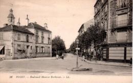 POISSY : Boulevard Maurice Bertheaux - Poissy