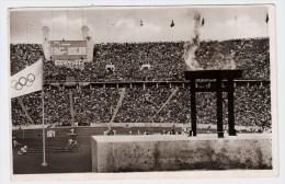 Olympiade 1936, Olympia-Feuer,    # 1632 - Sommer 1936: Berlin