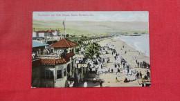 California> Santa Barbara Boulevard & Bath House - 1849
