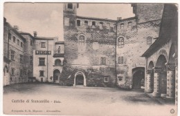 CASTELLO DI FRANCAVILLA -BISIO - Italia