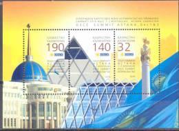 2010. Kazakhstan, Summit Of CSCE In Astana, S/s,  Mint/** - Kazachstan