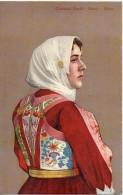 Sardegna Nuoro Costumi Sardi Sposa Tematica Folkrore Costumi - Costumi