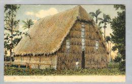 AK MOTIV Tabak Cuba Tobacco Barn Cuba Foto 1910-04-04 - Cartes Postales