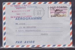 France Aviation - Lettre - Luftpost