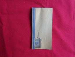 Carnet De Bloc - Gauloises Longues Caporal- Pub -8x16cm Environ + De 20 Pages-- - Autres