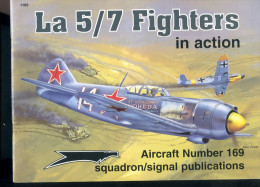 La 5/7 Fighters  Aicraft Number 169 - Guerre 1939-45