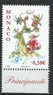 "Monaco YT 2755 "" Noël "" 2010 Neuf ** - Monaco"