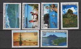 Polynésie Française N° 97 / 102 Luxe ** - Neufs