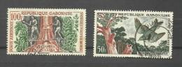 Gabon Poste Aérienne N°2, 4 Cote 3.15 Euros - Gabon
