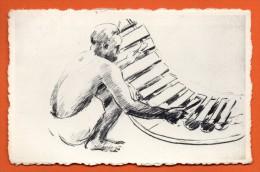 Congo Belge.Joueur De Marimba. ( Ledac-Elisabethville). 1962 - Congo Belge - Autres