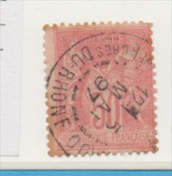 FRANCE N° 104  - - 1876-1898 Sage (Type II)