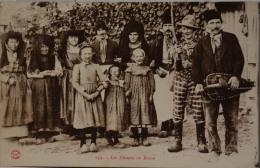 CPA Les Ebaudes En BRESSE (Ca 1089) - Europa