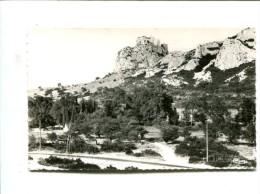 CP - EYGUIERES (13) Castelas  De La Reine Jeanne