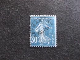 TB PO N° 60, Neuf X. Cote = 250 Euros. - 1893-1947