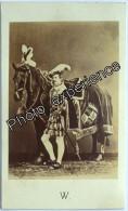 Photo Cdv XIX Cheval Fête Noblesse Horse 1868 MARSEILLE Bouches Du Rhône 13 PACA - Old (before 1900)
