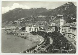 Salerno Lungomare Viaggiata - Salerno