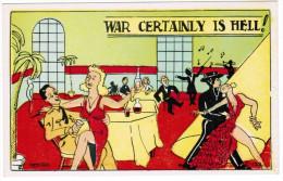 Postkaart Militair Humor: Consaul, C-122  (pk20699) - Humoristiques