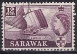 7106 - Sarawak Timbre Oblitere - Sarawak (...-1963)