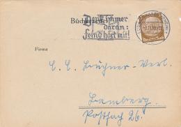 LUDWIGSHAFEN - 1939 , Bücherzettel - Germania