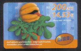 AUSTRIA  PHONECARD - USED - Austria
