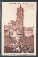 - CPA 12 - Rodez, Clocher De La Cathédrale - Rodez
