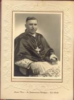 Foto Op Karton Photo Carton - Monseigneur Bisschop - Deken ? -Studio Marc Waregem - Photos