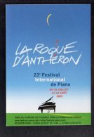 Spectacle - Musique Et Musiciens / La Roque D'Anthéron / 23éme Festival International De Piano En 2003 - Musique Et Musiciens