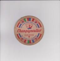 Sous Bocks :  Champigneulles , Reine Des  Bières , France - Hollande-luxembourg - Italie- Belgique - Beer Mats