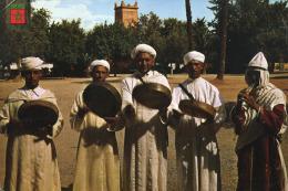MAROC - TYPIQUE - GROUPES FOLKLORIQUES - Marruecos (1956-...)