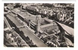 Germany - München - Fliegeraufnahme - Deutsches Museum - 1931 - Muenchen