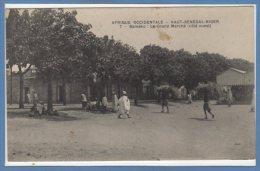 AFRIQUE - MALI --  BAMAKO - Le Grand Marché - Mali